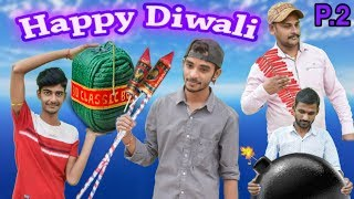 Happy Diwali  part 2    Comedy With Rovince  CWR