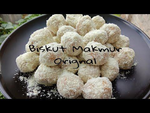 Resepi Biskut Makmur Azie Kitchen Aneka Resepi Bunda