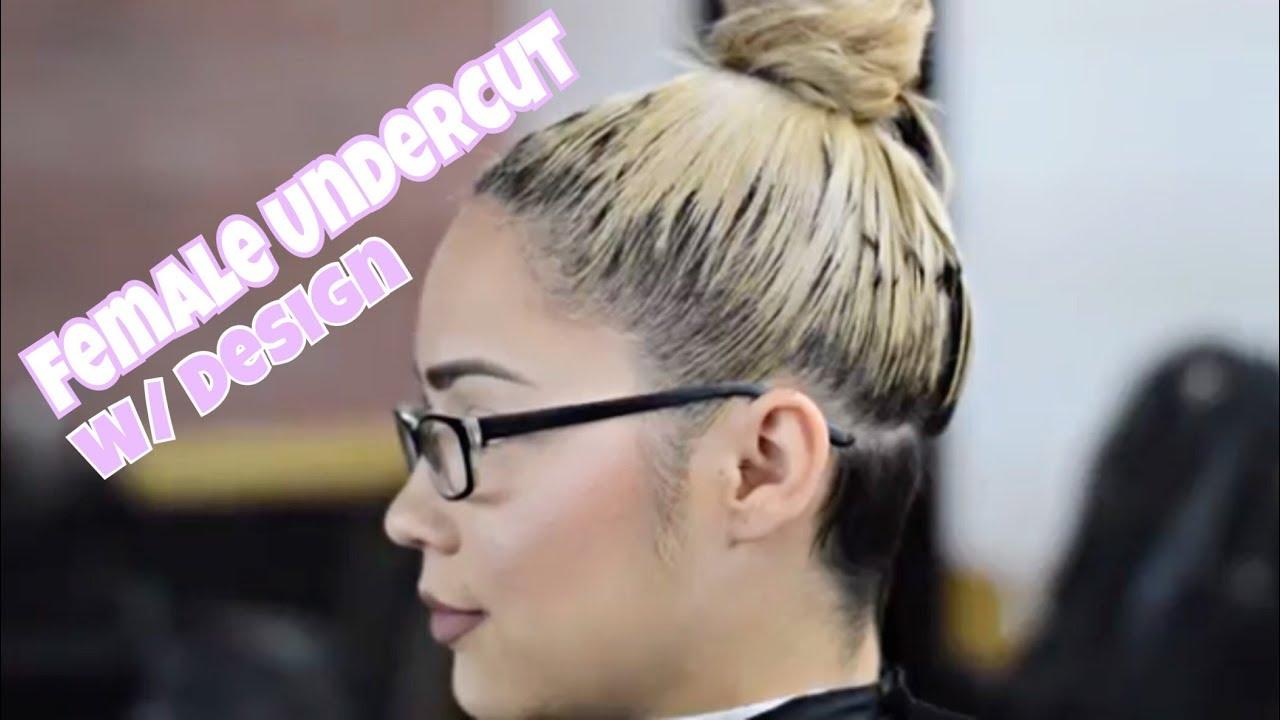 haircut women's freestyle hair