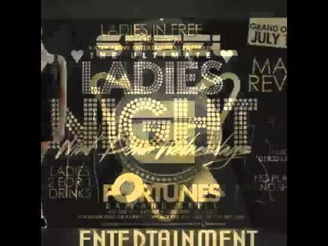 LADIES NIGHT 7/15/15