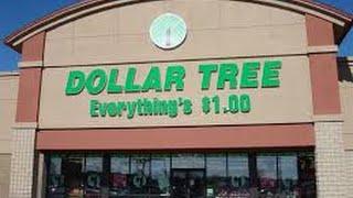 Dollar Tree Haul Thumbnail