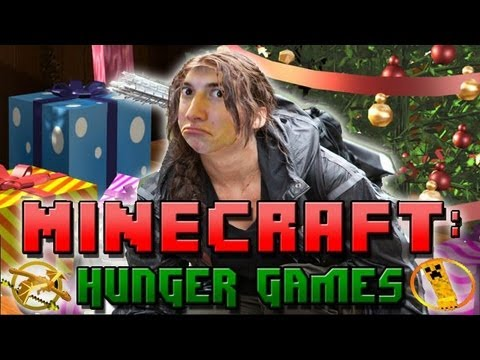 Minecraft: Hunger Games w/Mitch! Game 44 - The Not So Christmas Special!