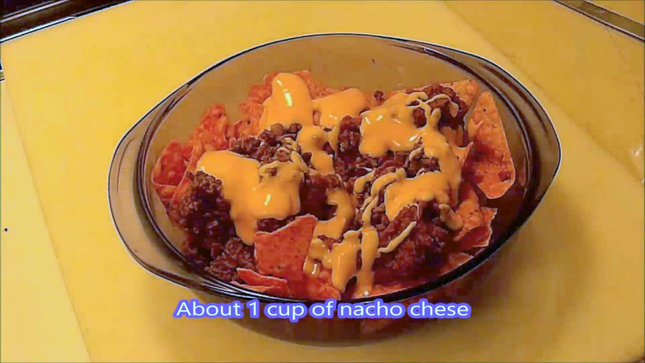 hd how to make taco bell nachos bell grande youtube