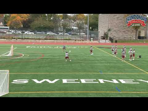 Great Lacrosse Ground Ball Warm-Up Drill!