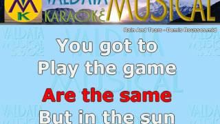 Rain And Tears - Demis Roussos - Karaoke