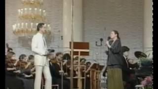 видео: В.Толкунова и Л.Серебренников - Добрая примета (1991 г.)