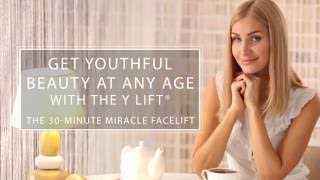 Youthful Beauty at Any Age with Y LIFT® | Instant, Non Surgical Facelift