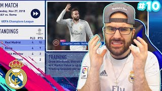 WTF NO! RIP A STAR PLAYER FIFA 19 Real Madrid Career Mode #10