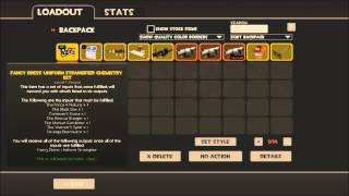 Team Fortress 2: How to make strangifier guide. Chemistry set