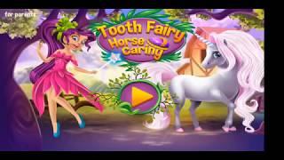 Tooth Fairy Horse - Caring Pony Beauty Adventure screenshot 4