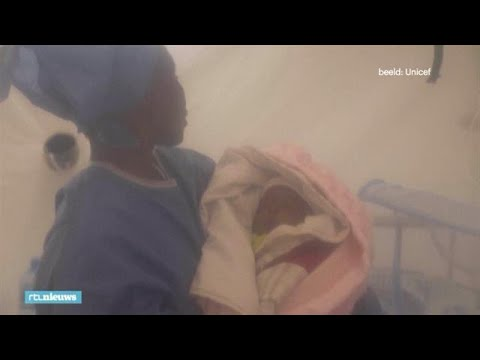 Wonder in Congo: baby van zes dagen krijgt ebola en overleeft - RTL NIEUWS