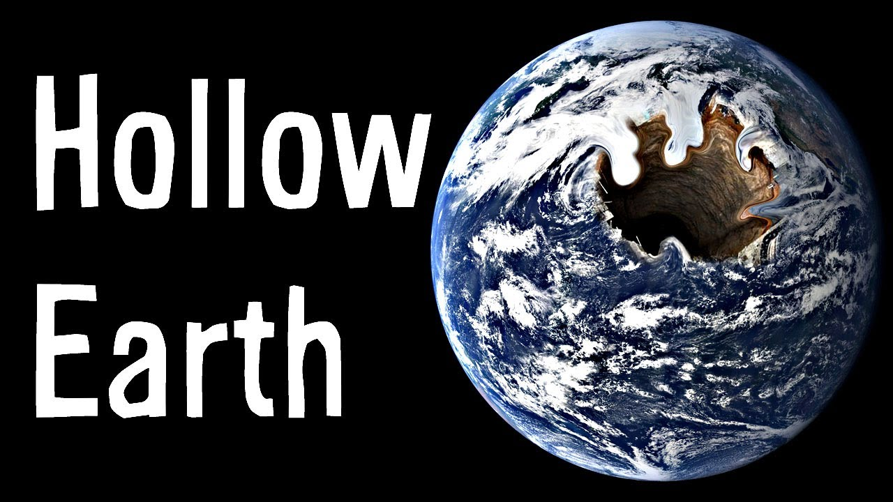 what if the earth were hollow youtube