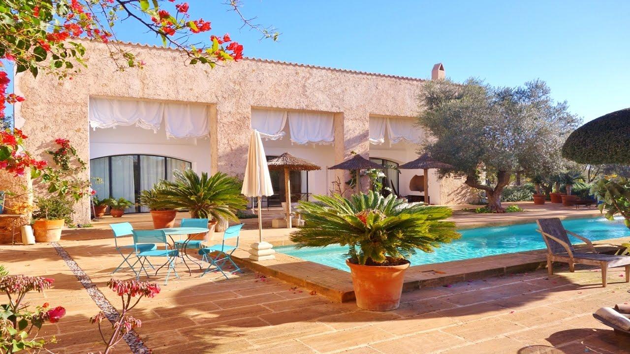Casa de campo auténtica cerca de Campos - Mallorca Inmobiliaria ...