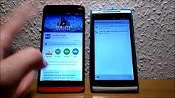 Gesperrte Google Playstore Apps installieren