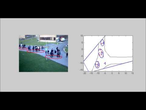 Video pedestrian tracking
