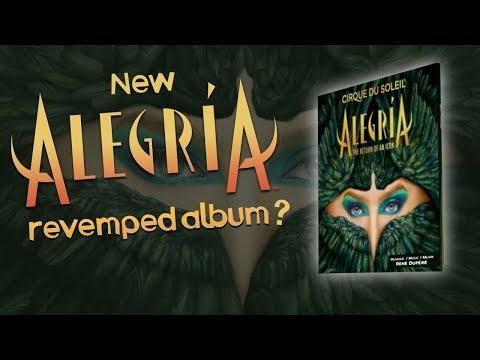 NEW ALEGRÍA ALBUM  COMING?