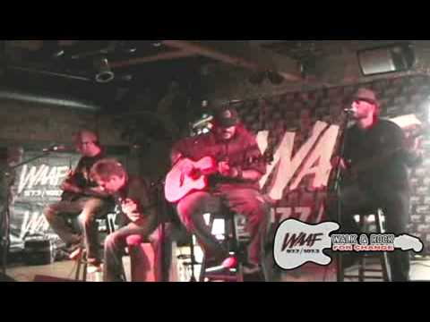 Seether - Breakdown live at WAAF (acoustic)
