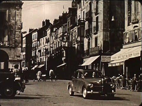 La vie en France en 1952. Learn French