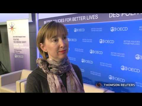 OECD Integrity Forum 2016 – Speaker Interview, Global Engagement Manager, Third Party Risk
