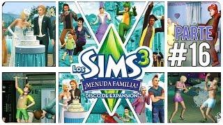 Los Sims 3 Menuda Familia | Parte 16: ¡Nacimiento de trillizos, celebremos! (mientras podamos)