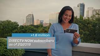 AT&T By the Numbers (2Q 18) | AT&T