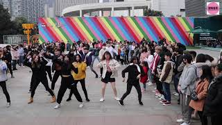 随唱谁跳 KPOP Random Dance Game in China 成都站(第一次)P2