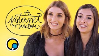Baixar #AInternetMudou Gabie Fernandes e Thalita Meneghim, do canal Depois das Onze