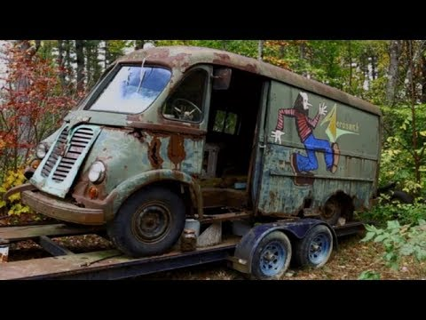 When Two Reality Stars Ventured Into Some Woods, They Discovered An Iconic Rock And Roll Relic
