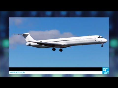 Avion Disparu D Air Algerie Retour Sur Les Circonstances De La Disparition De L Ah5017 Youtube