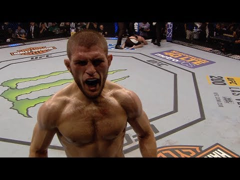Top Finishes: Khabib Nurmagomedov