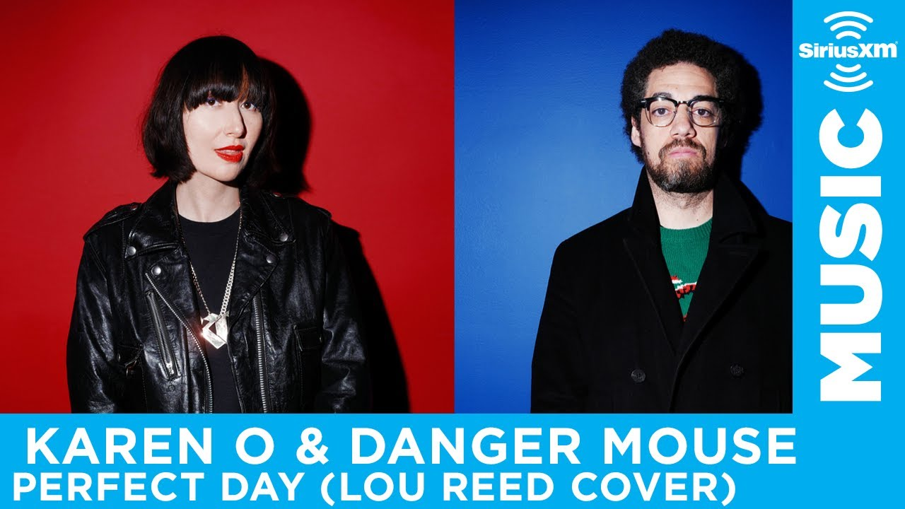 "Karen O and Danger Mouse Cover Lou Reed's ""Perfect Day"