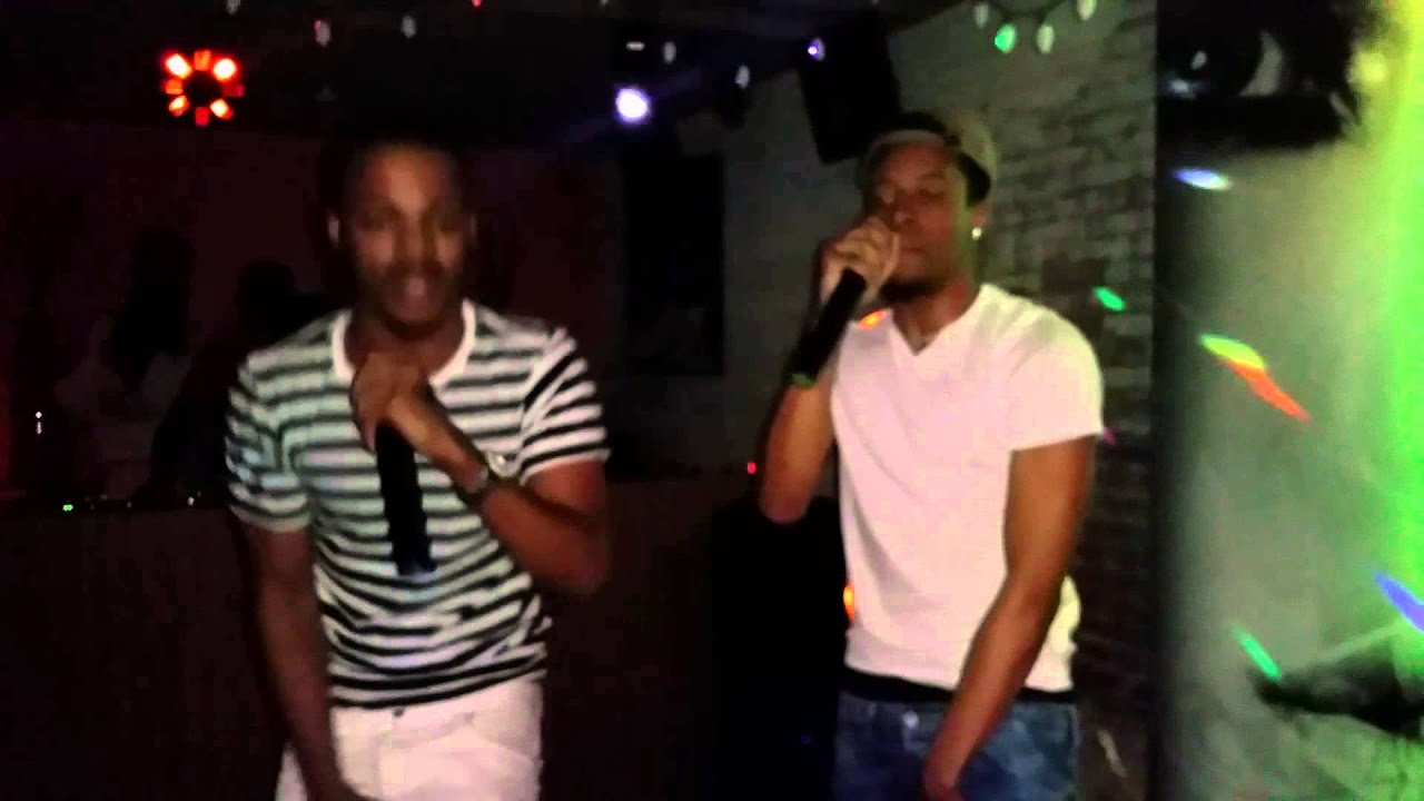 Threesacrowdd Performance At Club Anatomy May 15 Youtube
