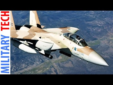 TOP 10 most powerful weapons of the Israeli Army