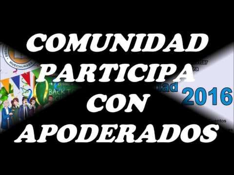 ESCUELA Carlos Prats de Huechuraba 2016