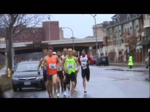 2010 Johnnys Runnin' Of The Green 5mile