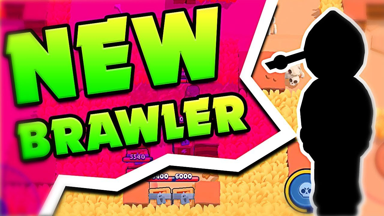 Image result for new brawlers in brawl stars