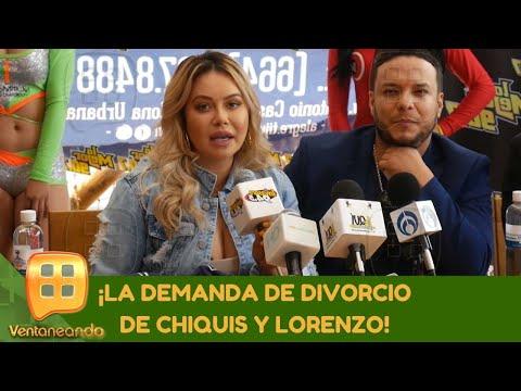 ¡La demanda de divorcio de Chiquis y Lorenzo! | Programa del 21 de octubre 2020 | Ventaneando