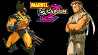 Marvel vs. Capcom 2 OST - Airship Stage