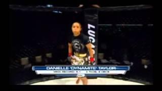 Calie Cutler vs Danielle Taylor
