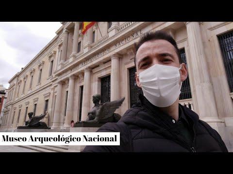 Visita al MUSEO ARQUEOLÓGICO NACIONAL 🗿 Madrid