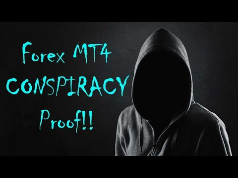 All Traders MUST WATCH!! MT4 Meta Trader Forex Conspiracy Proof
