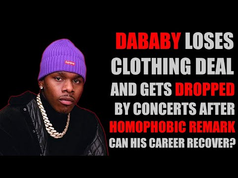 DaBaby Facing Repercussions After Homophobic Rant