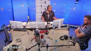 Kendji Girac sur Polynésie la 1ère (radio)