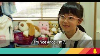 澳洲電視台到日本拍攝紀錄片播出後,被7歲的日本小孩震撼對日本小孩另眼相看!