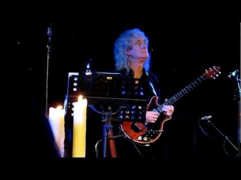 10 Last Horizon - Brian May and Kerry Ellis - Union Chapel, London 11 Nov 12