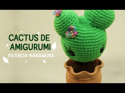 Amigurumi Cactus +de 60 Modelos para Inspirar #Fofos #MuitoFofos ... | 360x480