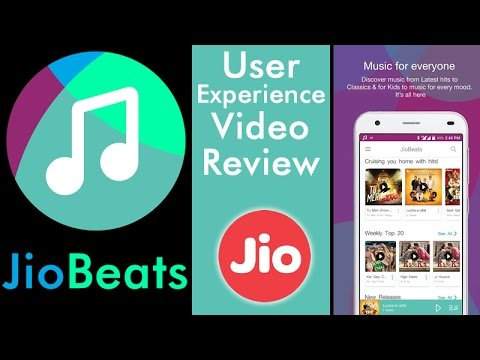 Jio App Review - Jio Beats App for Music | Reliance Jio 4G User Experience | App Store