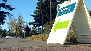 Calgary, Edmonton to get new mayors as Albertans go to the polls