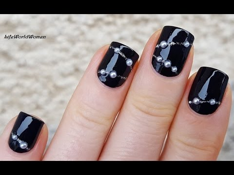 Black Prom Nails Best Nail Designs 2018