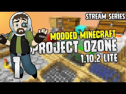 NEW WORLD | Project Ozone Lite | STREAM SERIES | Episode 1